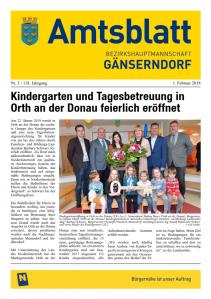 Amtsblatt BH Gänserndorf